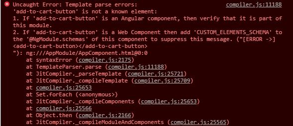 angular error