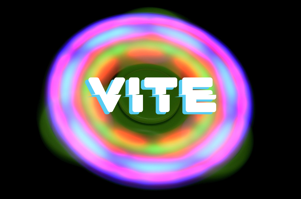 A note on Vite, a very fast dev build tool (II)