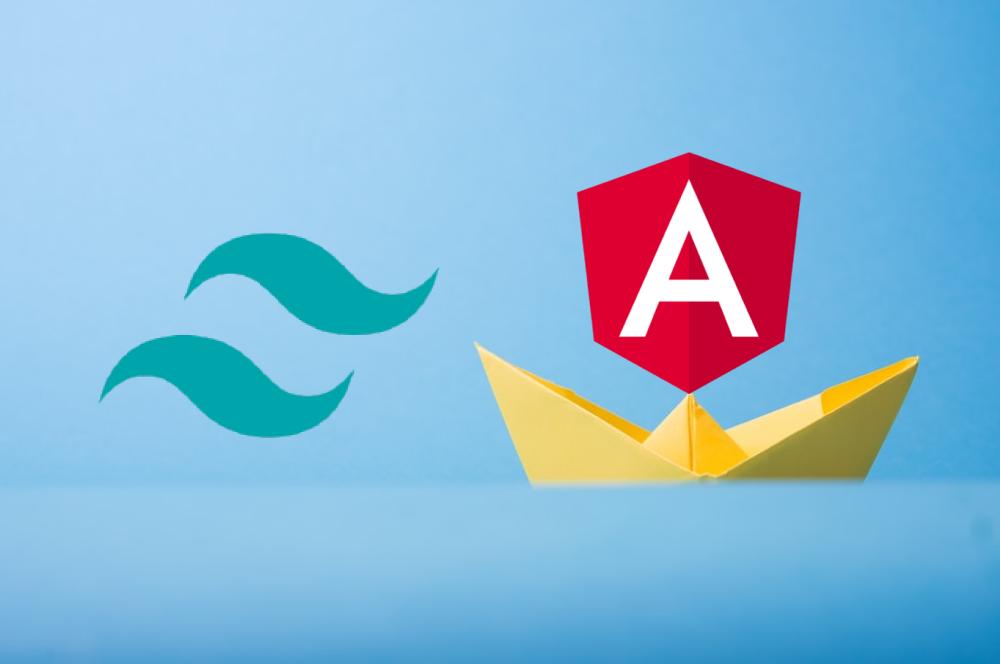 Implementing Angular Schematics using Angular + Tailwind CSS example