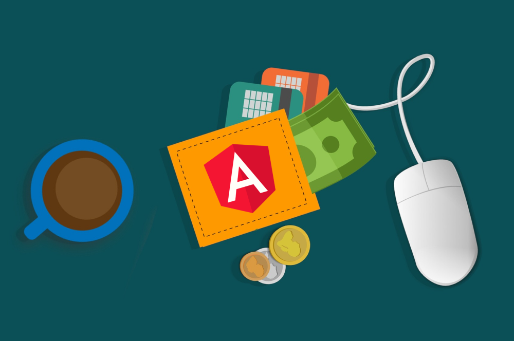 Declarative internet shopping with Payment Request API and Angular