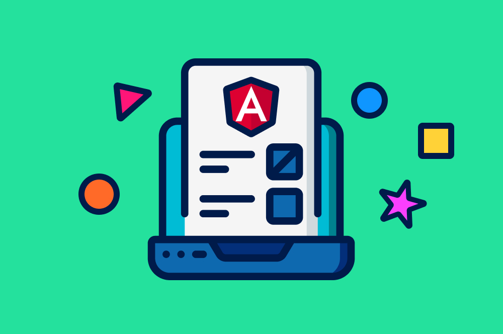 Implementing reusable and reactive forms in Angular