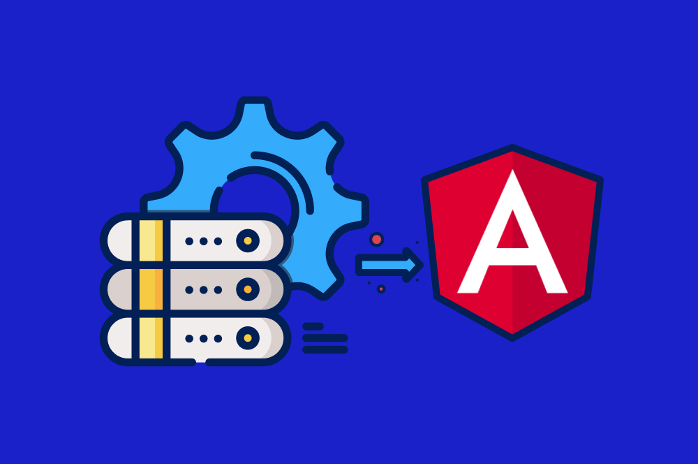 Progressively migrates from a traditional server-side website to Angular