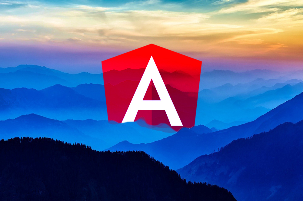 View State Selector -Angular design pattern