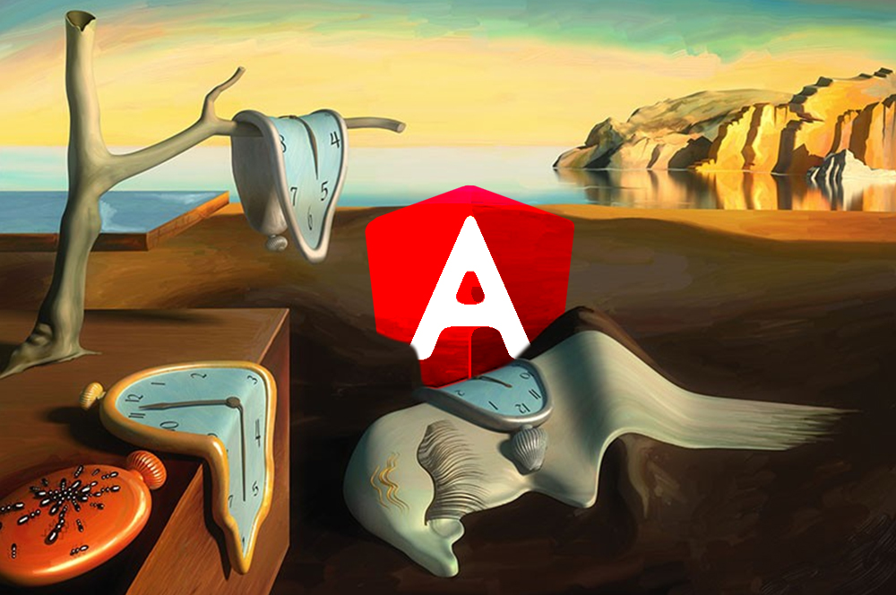 How OOP is mistreated in Angular